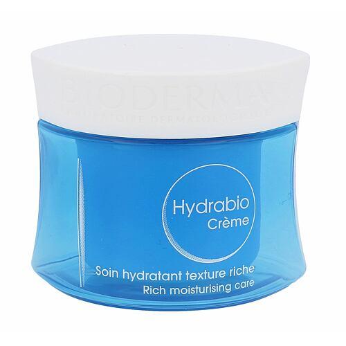 Bioderma Hydrabio Riche Cream denní pleťový krém 50 ml pro ženy