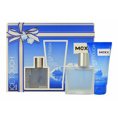 Mexx Ice Touch Man 2014 EDT EDT 30 ml + sprchový gel 50 ml Poškozená krabička pro muže