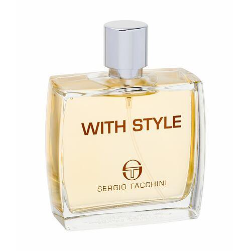 Sergio Tacchini With Style EDT 100 ml pro muže