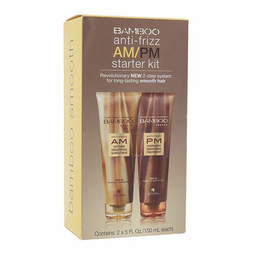 Alterna Bamboo Smooth Anti-Frizz uhlazení vlasů dárková kazeta pro ženy