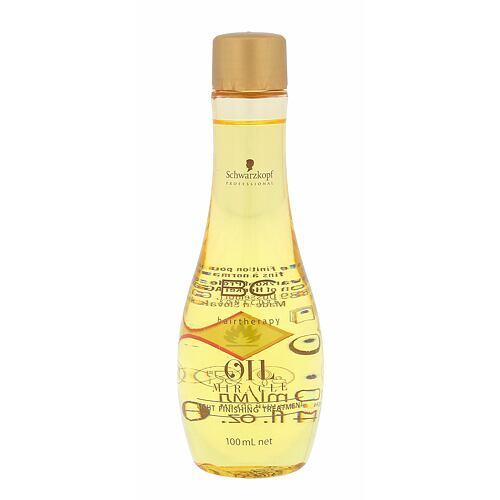 Schwarzkopf BC Bonacure Oil Miracle Light Finishing Treatment olej a sérum na vlasy 100 ml pro ženy
