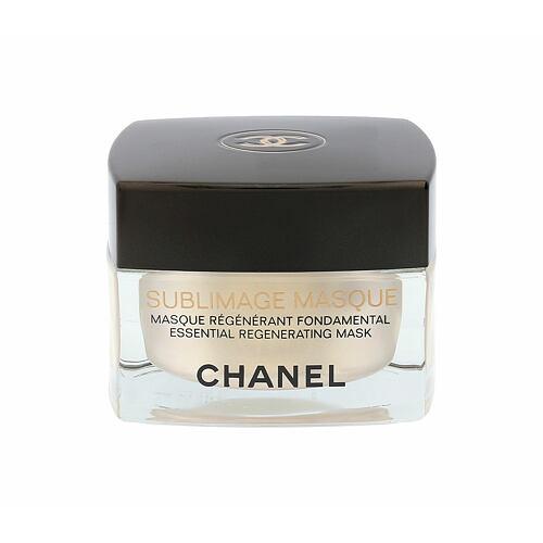 Chanel Sublimage Essential Regenerating Mask pleťová maska 50 g pro ženy