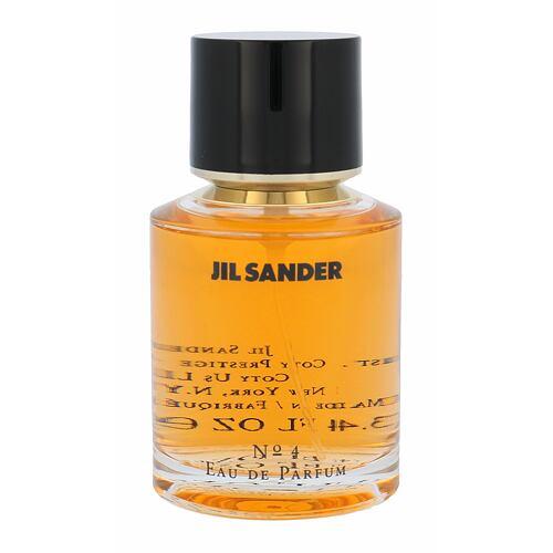 Jil Sander No.4 EDP 100 ml Poškozená krabička pro ženy