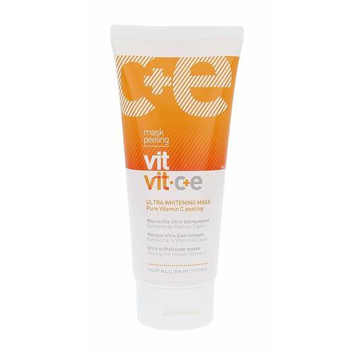 Diet Esthetic Vit Vit C+ E Peeling Mask pleťová maska 100 ml pro ženy