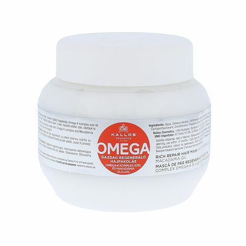 Kallos Cosmetics Omega maska na vlasy 275 ml pro ženy