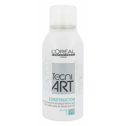 L´Oréal Professionnel Tecni.Art Constructor objem vlasů 150 ml pro ženy