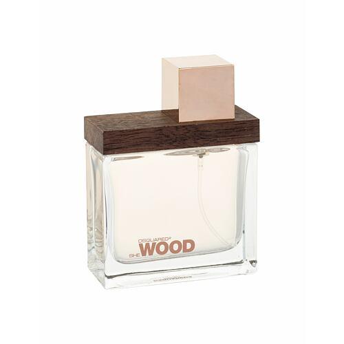 Dsquared2 She Wood EDP 50 ml Poškozená krabička pro ženy