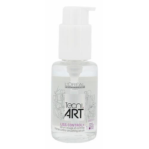 L´Oréal Professionnel Tecni.Art Liss Control+ olej a sérum na vlasy 50 ml pro ženy