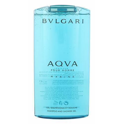 Bvlgari Aqva Pour Homme Marine sprchový gel 200 ml pro muže