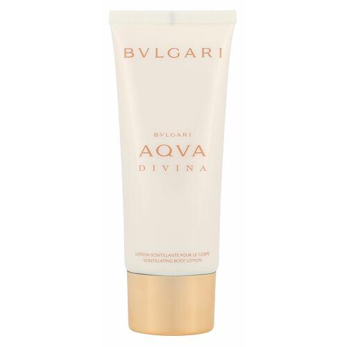 Bvlgari Aqva Divina tělové mléko 100 ml pro ženy
