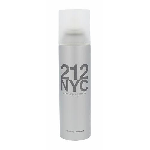 Carolina Herrera 212 NYC deodorant 150 ml pro ženy