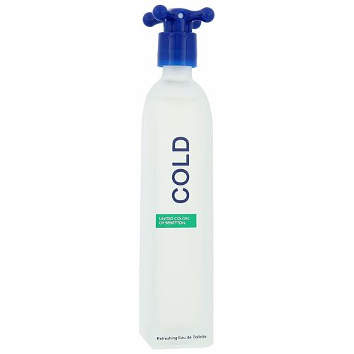 Benetton Cold EDT 100 ml pro muže