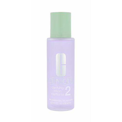 Clinique 3-Step Skin Care 2 čisticí voda 200 ml pro ženy