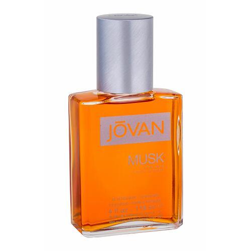 Jovan Musk For Men voda po holení 118 ml pro muže