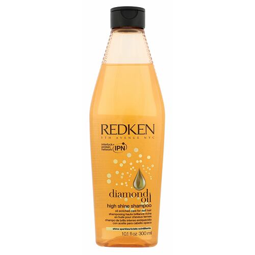 Redken Diamond Oil High Shine šampon 300 ml pro ženy