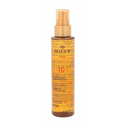 NUXE Sun Tanning Oil opalovací přípravek na tělo 150 ml pro ženy