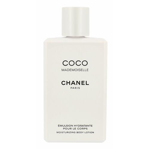 Chanel Coco Mademoiselle tělové mléko 200 ml pro ženy