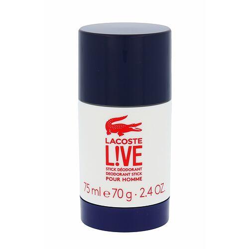 Lacoste Live deodorant 75 ml pro muže
