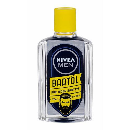 Nivea Men Beard Oil kosmetika 75 ml pro muže