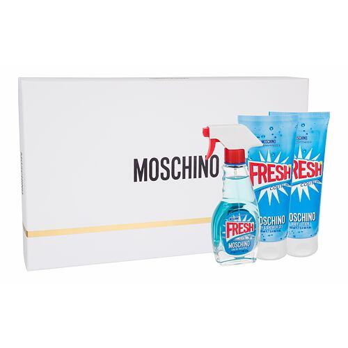 Moschino Fresh Couture EDT EDT 50 ml + tělové mléko 100 ml + sprchový gel 100 ml pro ženy