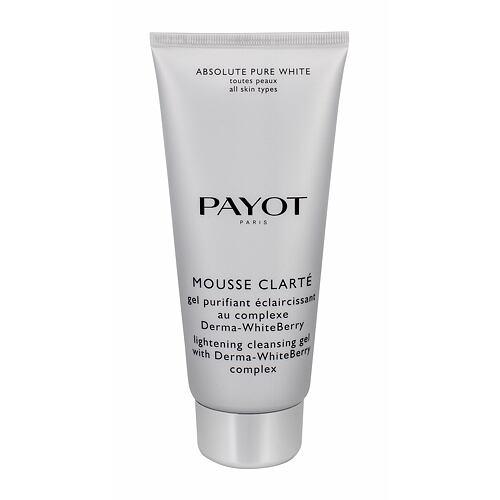 PAYOT Absolute Pure White Mousse Clarté čisticí gel 200 ml pro ženy