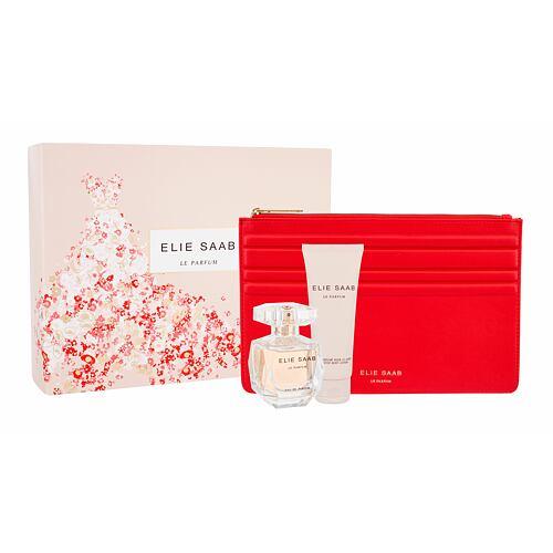 Elie Saab Le Parfum EDP EDP 50 ml + tělové mléko 75 ml + psaníčko pro ženy