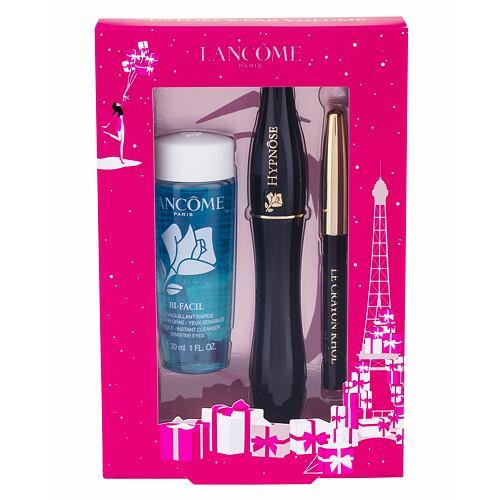 Lancome Hypnose řasenka řasenka 6,2 ml + tužka na oči Le Crayon Khol 0,7 g 01 Noir + odličovací přípravek na oči Bi-Facil 30 ml pro ženy
