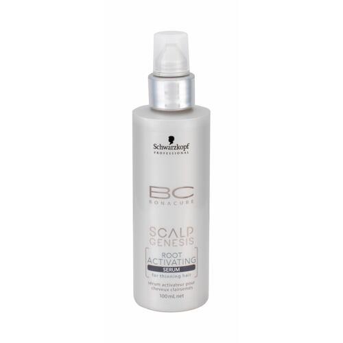 Schwarzkopf BC Bonacure Scalp Genesis Root Activating Serum přípravek proti padání vlasů 100 ml pro ženy