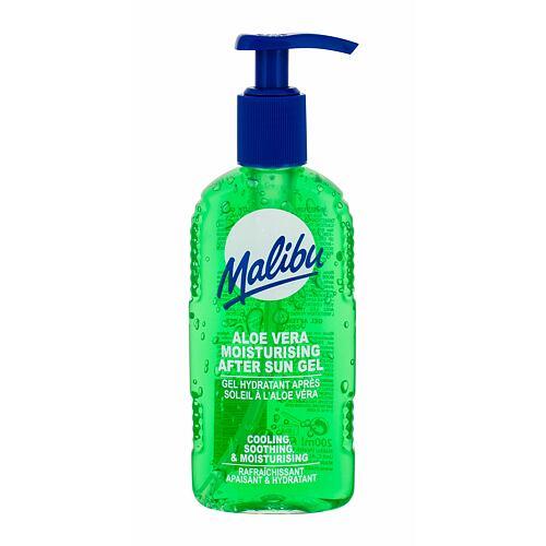 Malibu After Sun Aloe Vera přípravek po opalování 200 ml Unisex
