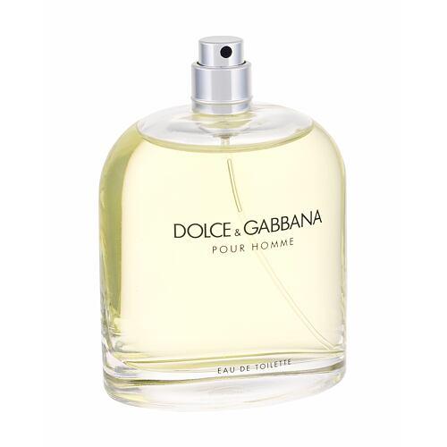 Dolce&Gabbana Pour Homme EDT 125 ml Tester pro muže