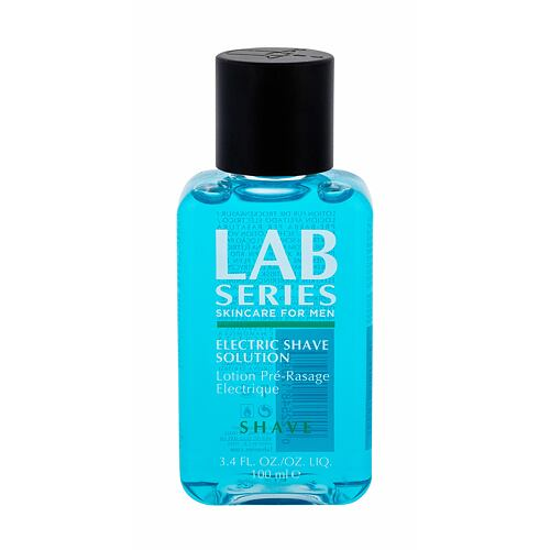 Lab Series Shave Electric Shave Solution voda po holení 100 ml pro muže