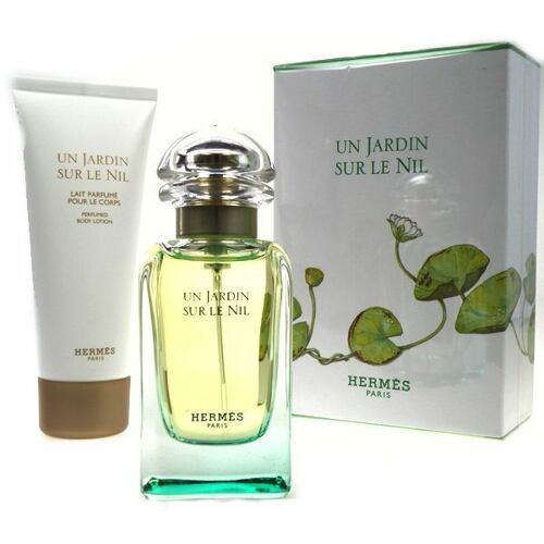 Hermes Un Jardin Sur Le Nil EDT EDT 50 ml + tělové mléko 75 ml pro ženy
