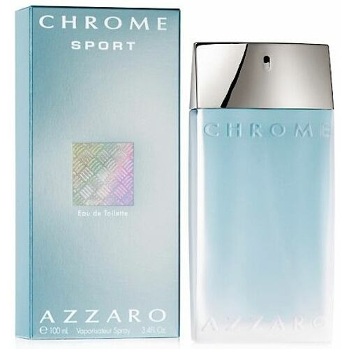 Azzaro Chrome Sport EDT 100 ml Tester pro muže