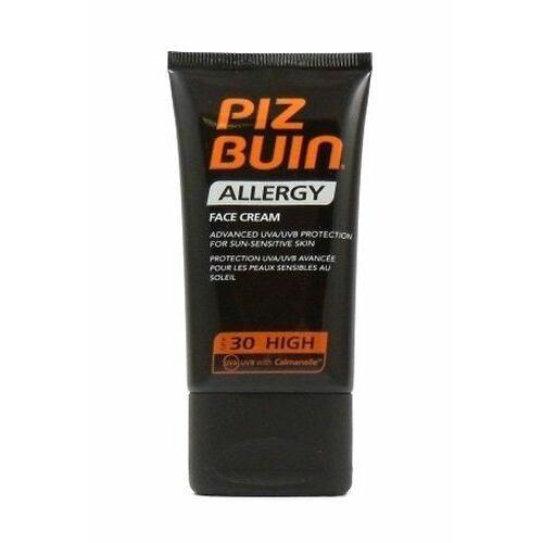 Piz Buin Allergy opalovací přípravek na obličej 40 ml Poškozená krabička pro ženy