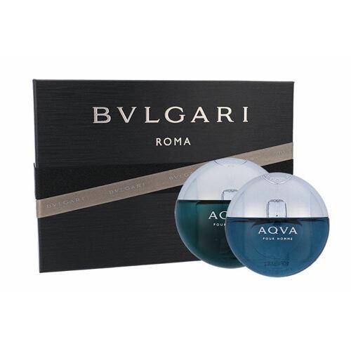 Bvlgari Aqva Pour Homme EDT EDT 100 ml + EDT 15ml pro muže