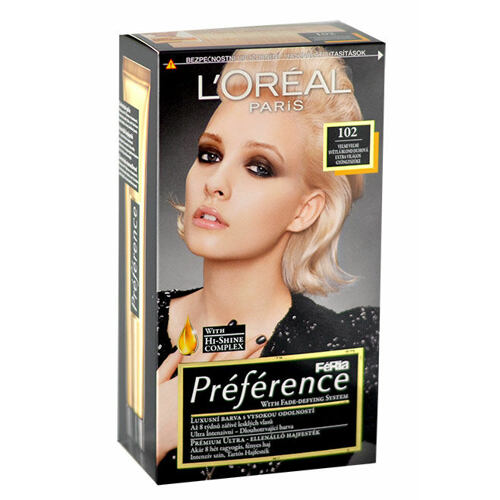 L´Oréal Paris Préférence Féria barva na vlasy 174 ml pro ženy