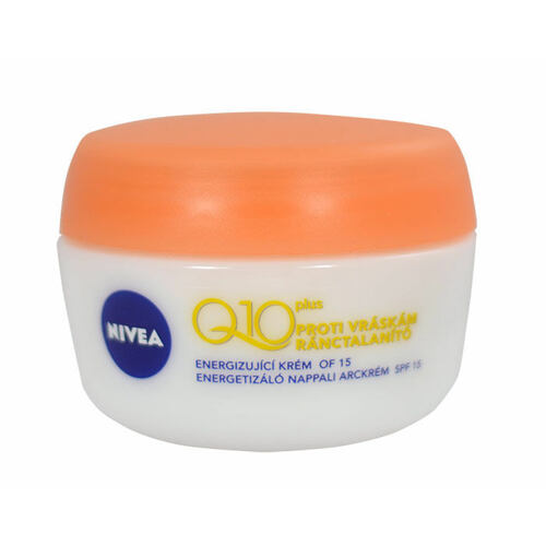 Nivea Q10 Plus denní pleťový krém 50 ml pro ženy