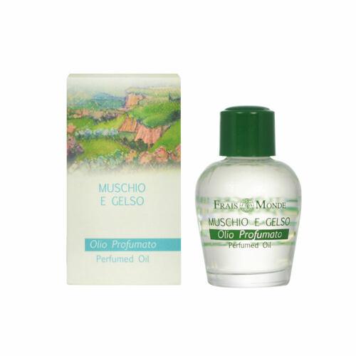 Frais Monde Musk And Mulberry parfémovaný olej 12 ml pro ženy