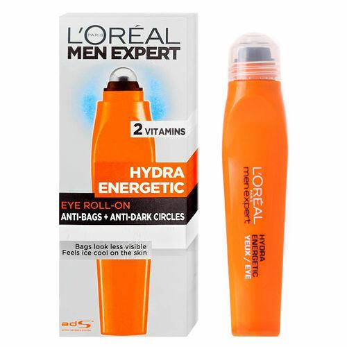 L´Oréal Paris Men Expert Hydra Energetic oční gel 10 ml Poškozená krabička pro muže