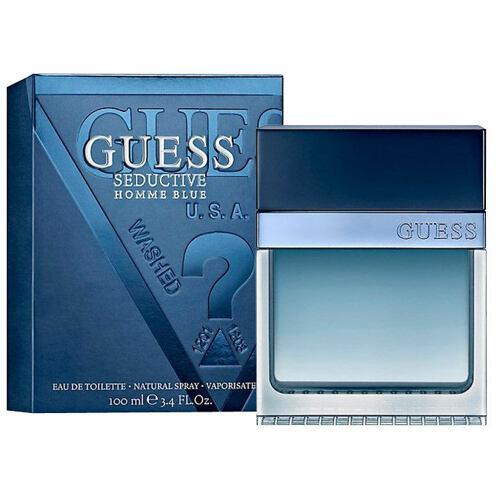 GUESS Seductive Homme Blue EDT 100 ml Poškozená krabička pro muže
