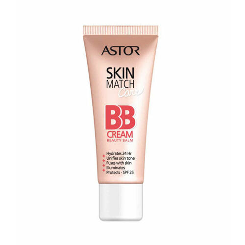 Astor Skin Match SPF25 bb krém 30 ml pro ženy