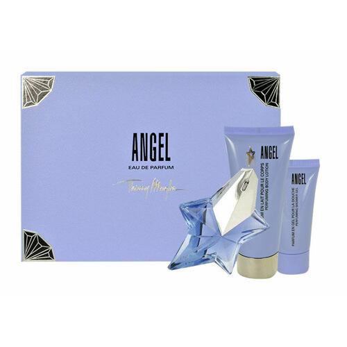 Thierry Mugler Angel EDP EDP 25 ml + tělové mléko 100 ml + sprchový gel 30 ml Naplnitelný pro ženy