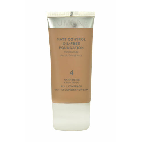 Lumene Matt Control Oil-Free Foundation makeup 30 ml pro ženy