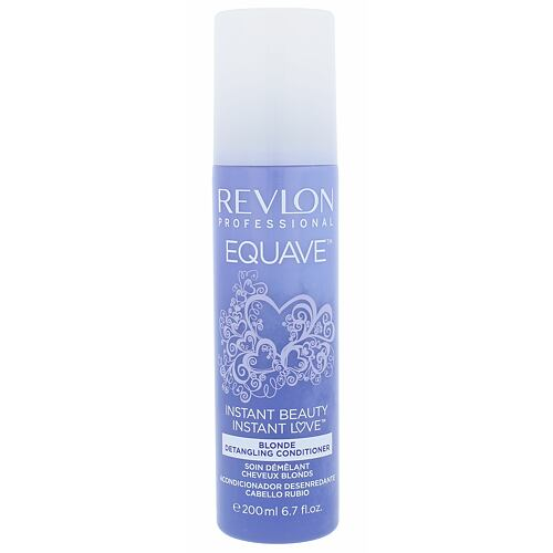 Revlon Equave Blonde kondicionér 200 ml pro ženy