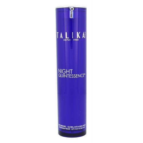 Talika Night Quintessence noční pleťový krém 50 ml pro ženy