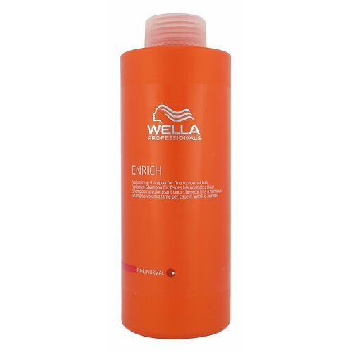Wella Enrich šampon 1000 ml pro ženy