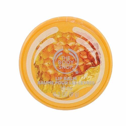 The Body Shop Honeymania balzám na rty 10 ml pro ženy