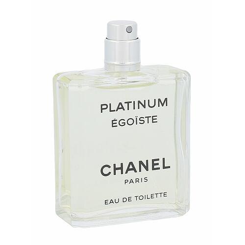 Chanel Platinum Egoiste Pour Homme EDT 50 ml Tester pro muže