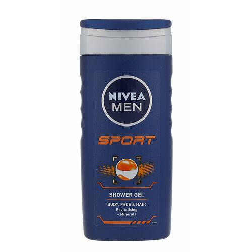 Nivea Men Sport sprchový gel 250 ml pro muže