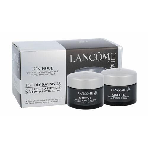 Lancome Genifique Youth Activating Cream denní pleťový krém denní pleťová péče 2x 15 ml pro ženy